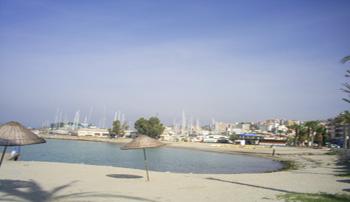 Kusadasi strand